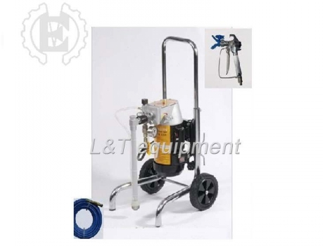 Coating Machine With Automatic Stopping Devices Paint Sprayer CT795