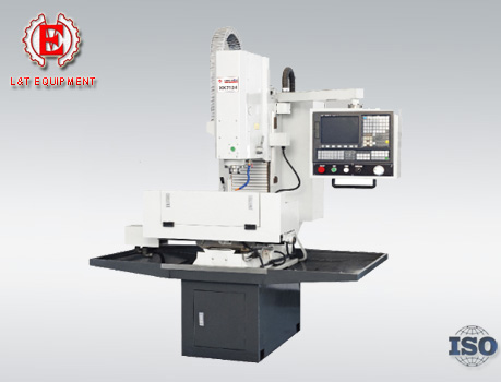XK7124B CNC Milling Machine