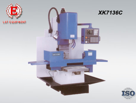 XK7136C CNC Milling Machine