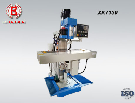 XK7130 Economic Small CNC Milling Machine
